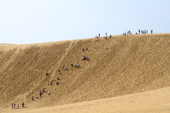 Tottori Sand Dunes: A Mini Desert in Japan